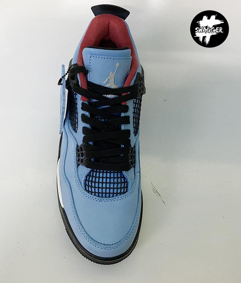 Cách thắt Dây Giày Nike Jordan 1 Đơn Giản Đẹp 12