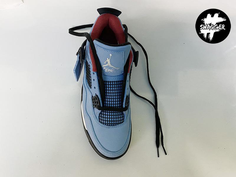 Cách thắt Dây Giày Nike Jordan 1 Đơn Giản Đẹp 9