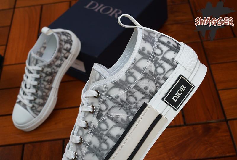 "Giày Dior Kaws B23 Low "" Cổ Thấp "" Like Auth chuẩn 99.9% box bằng da, full phụ kiện"