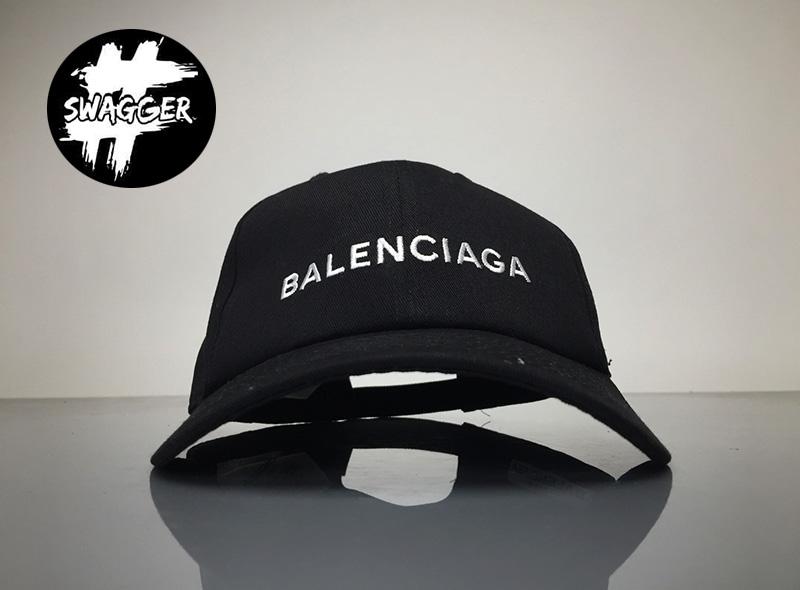 Mũ/Nón Lưỡi Trai Balenciga Black Like Auth phiên bản cao cấp full box và phụ kiện