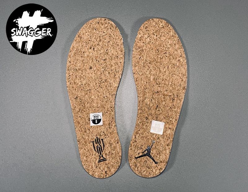 Giày Nike Air Jordan 5 Retro Trophy Room Ice Blue Pk God Factory 13