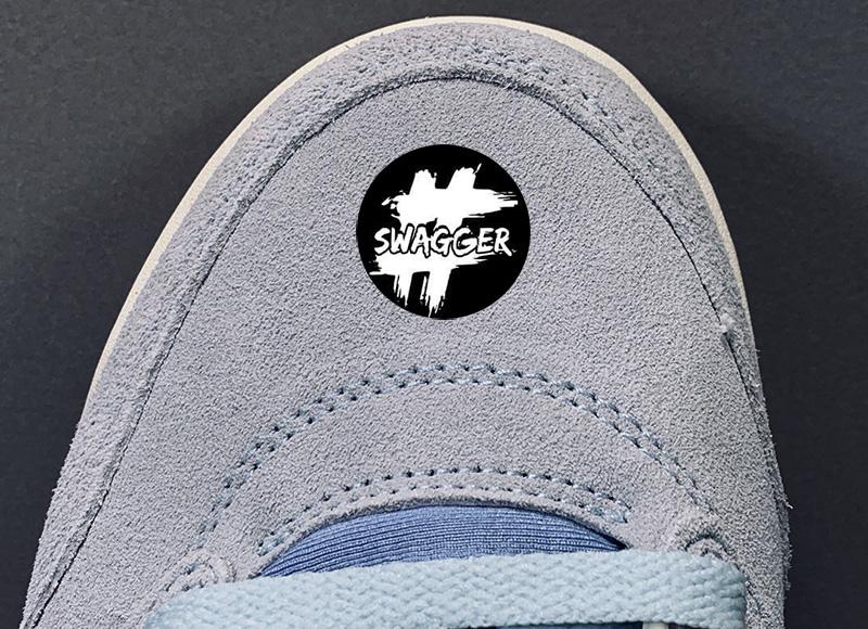 Giày Nike Air Jordan 5 Retro Trophy Room Ice Blue Pk God Factory 5