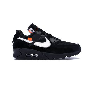 Giày Nike Air Max 90 Off White Black Pk God Factory