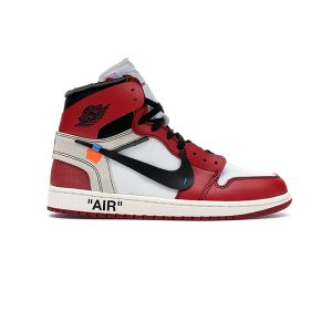 Giày Nike Air Jordan 1 Chicago Off White Pk God Factory