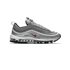 Giày Nike Air Max 97 Bạc Phản Quang Replica 1:1