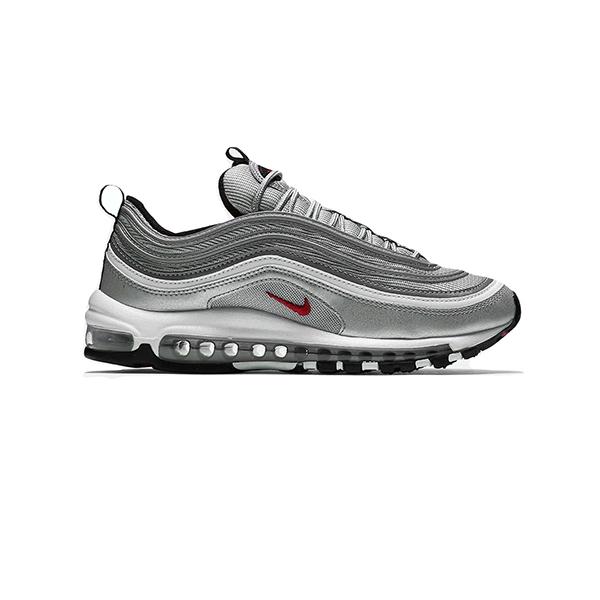 Giày Nike Air Max 97 Bạc Phản Quang