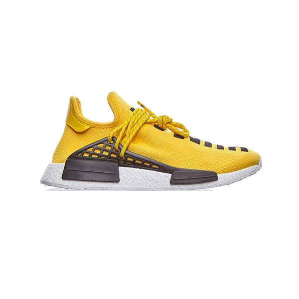 Giày Adidas NMD Human Race Yellow