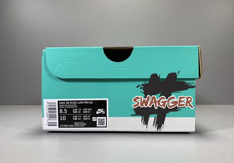 Nike SB Dunk Low Pro QS x StrangeLove pk god fll box phụ kiện chuẩn 99.9% so với chính hảng