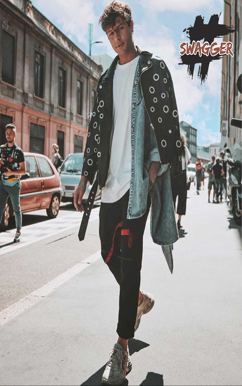 cách phối đồ với giày gucci rhyton độc đáo củng như phù hợp với thời trang theo xu hướng hiện nay.
