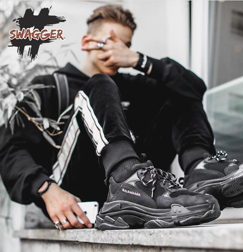 giày balenciga triple s nam nữ chất lượng tương đương với chính hãng, full box và phụ kiện chuẩn 99.9% bảo hành keo trọn đời