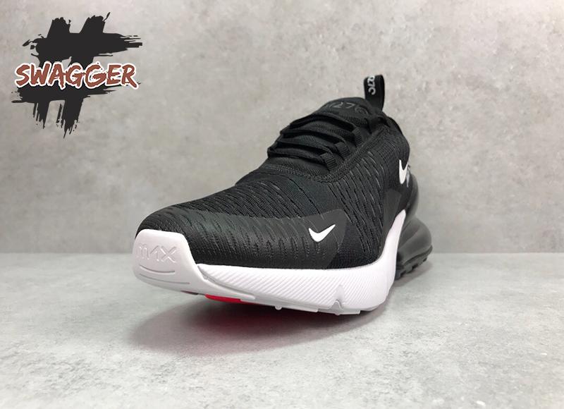 Nike Air Max 270 Black White replica 1:1 chất lượng tốt nhất, bảo hành keo trọn đời, nhận ship cod toàn quốc, size 40 -44 size có sẵn