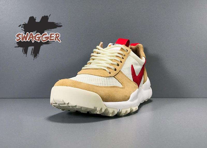 Giày Nike Craft Mars Yard Shoe 2.0 Tom Sachs Space Camp Pk God Factory chuẩn 99.9% sử dụng chất liệu chính hãng