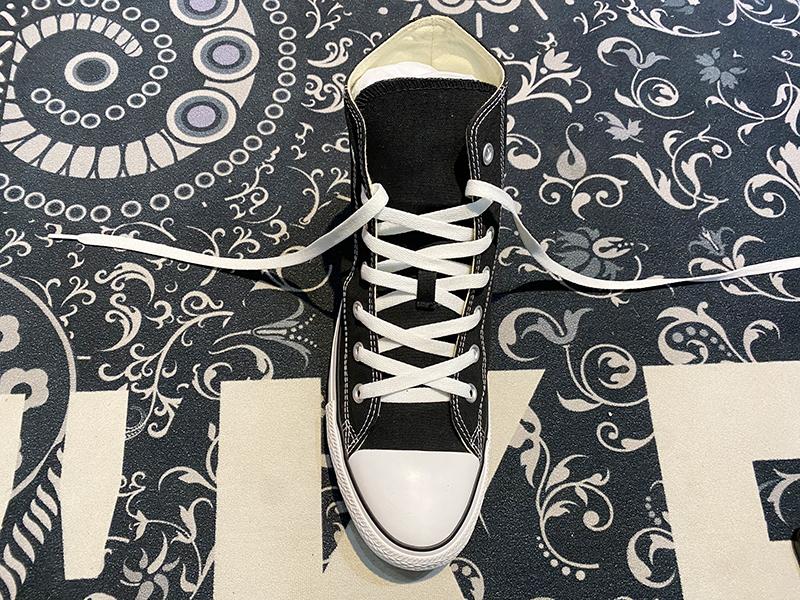 hướng dẫn cách thắt dây giày converse đẹp