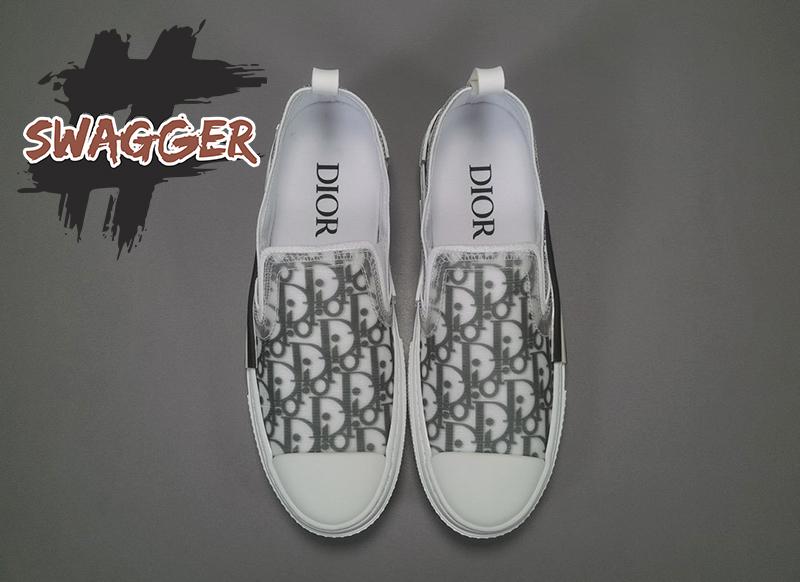 Giày Dior B23 Slip-On Sseaker Oblique Canvas Black and White Like Authentic sử dụng chất liệu chính hãng, chuẩn 99% full box phụ kiện là chất lượng tốt nhất thị trường hiện nay