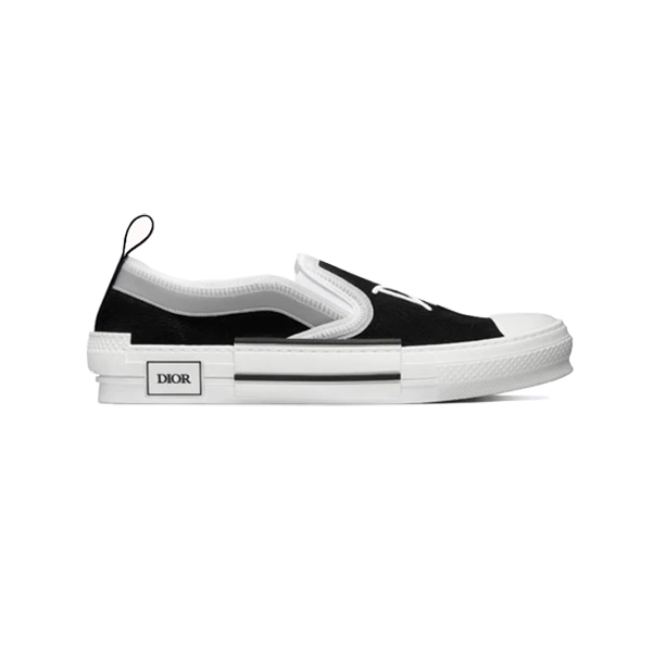 Giày Dior B23 Slip On Sneaker Shawn Canvas Like Authentic