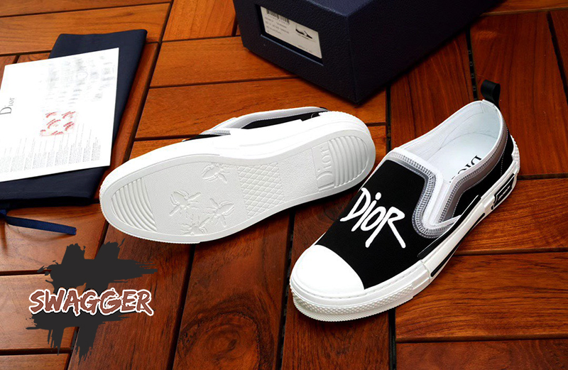 Năm 2020 dior đã thêm một thiết kế mới dựa theo thiết kế của b23 để cho ra mắt đôi giày xỏ ngon dạng giày lười. Nhằm phục vụ những bạn trẻ thích sneaker đơn giản không cần thắt dây giày. Đôi giày này được ra mắt với nhiều bản phối khác nhau. Nhưng bản phối Dior b23 slip on sneaker shawn Canvas Là bản phối đặc biệt được nhiều bạn trẻ lựa chọn vì cách phối đồ độc đáo này.