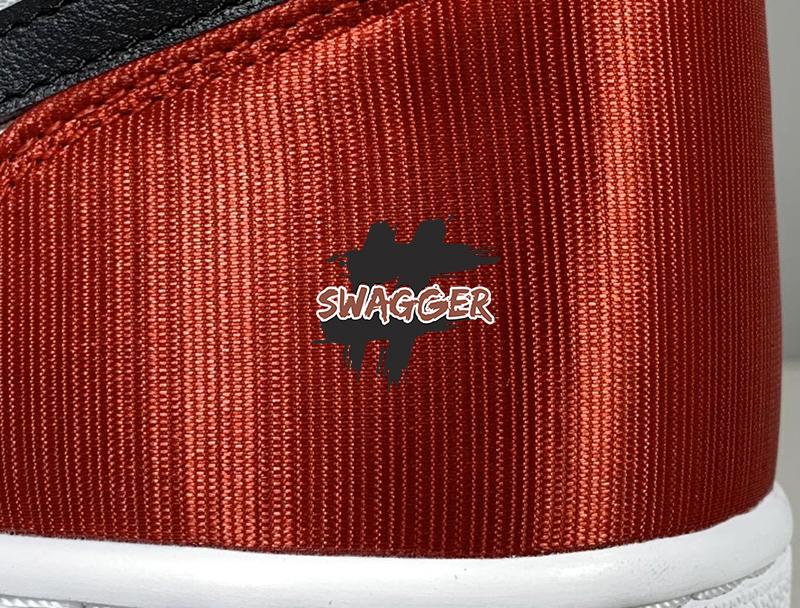 Nike Air Jordan 1 Retro High Satin Black Toe pk god factory. sử dụng chất liệu chính hãng, chuẩn 99% bảo hành keo trọn đời, nhận ship cod toàn quốc