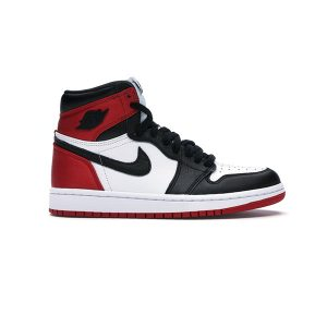 Giày Nike Air Jordan 1 Retro High Satin Black Toe Pk God Factory