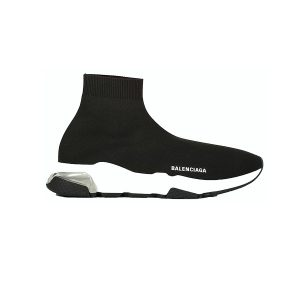Giày Balenciaga Speed Trainer Clear Sole Sneaker Plus Factory