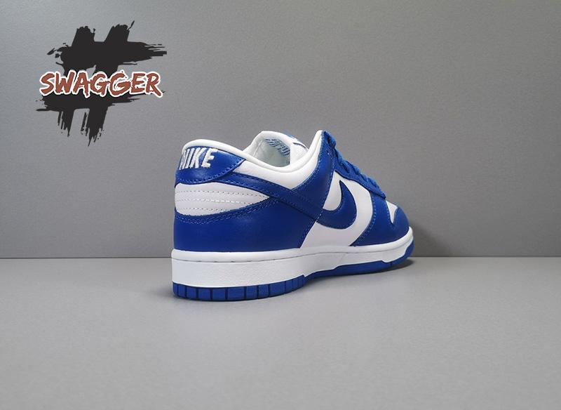 Giày Nike SB Dunk Low SP Kentucky Blue White Pk God Factory sửu dụng chất liệu chính hãng chẩn 99%