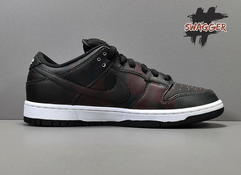 Giày Nike SB Dunk Low Civilist Pk God Factory sử dụng chất liệu chính hãng chuẩn 99%