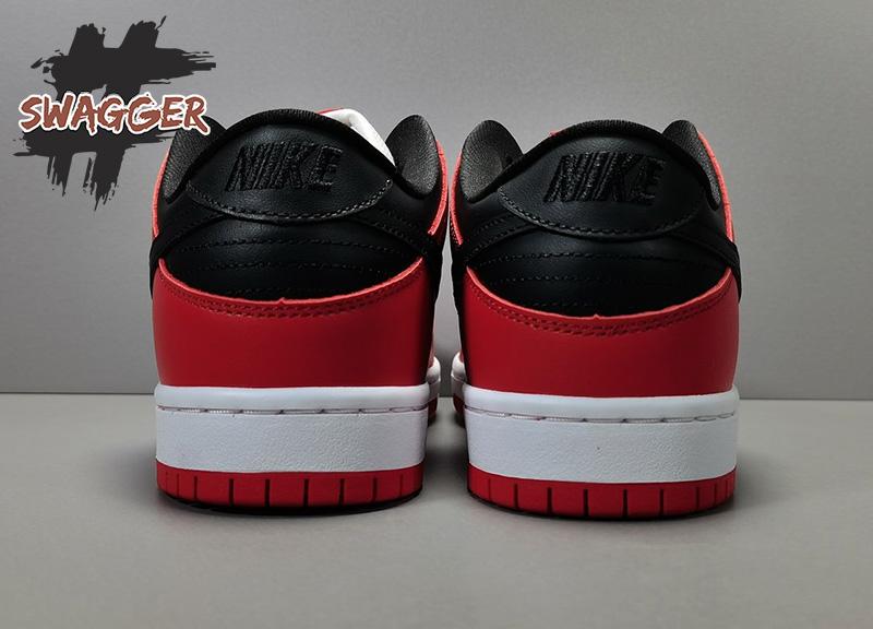 Giày Nike Sb Dunk Low J-Pack Chicago Pk God Factory sử dụng chất liệu chính hãng chuẩn 99% full box và phụ kiện , swagger cam kết chất lượng tốt nhất