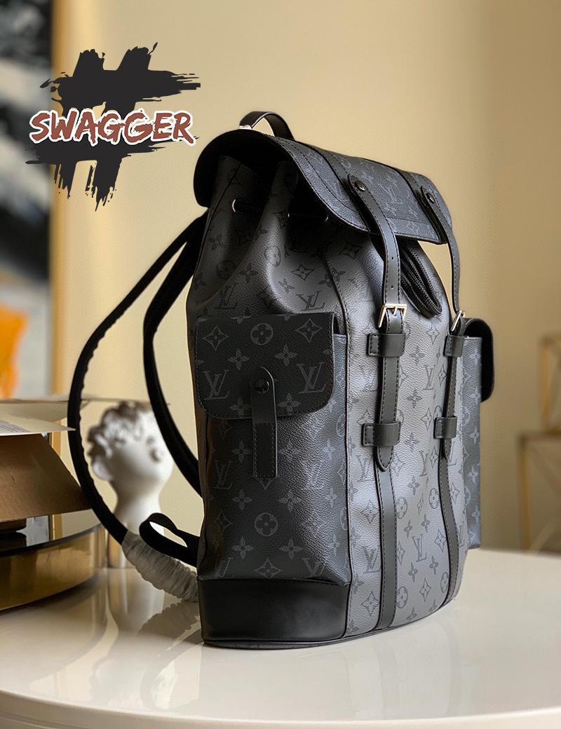 Balo Louis Vuitton Christopher Pm Like Authentic chuẩn 99% sử dụng chất liệu chính hãng