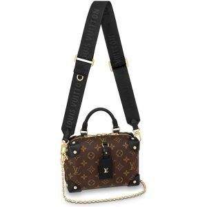 Túi Louis Vuitton Petite Malle Souple Like Authentic