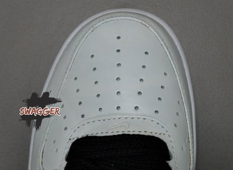 Giày Nike Air Force 1 Peaceminusone Para-Noise 2.0 Pk God Factory, sử dụng chất liệu chính hãng. chuẩn 99% bong tróc như chính hãng