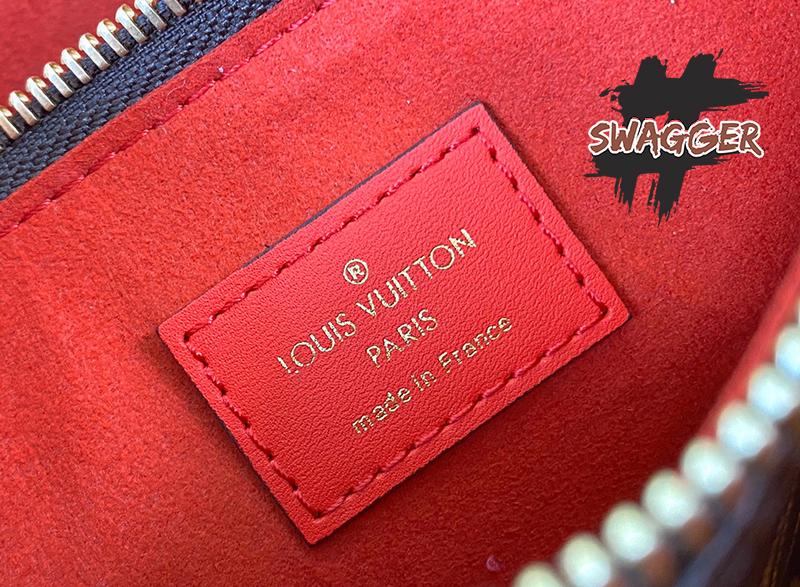 túi louis vuitton Flower Tote sử dụng chất liệu chính hãng, chuẩn 99% full box và phụ kiện