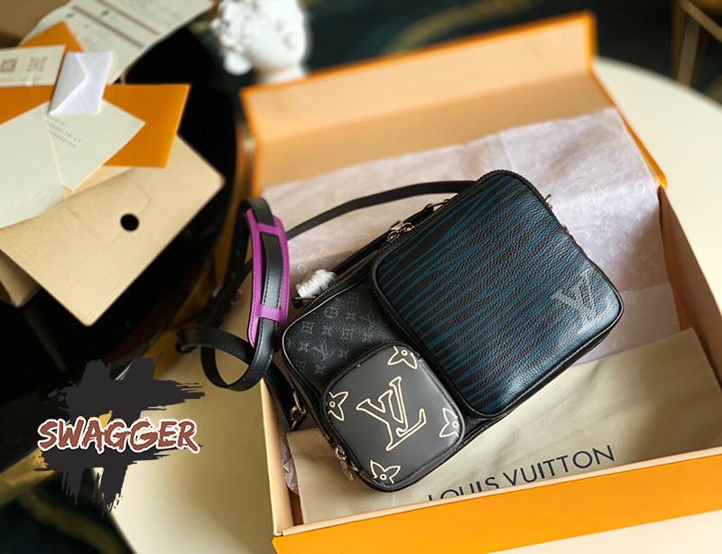 Túi Louis Vuitton Messenger Multipocket Like Authentic sử dụng chất liệu chính hãng, chuẩn 99% full box và phụ kiện