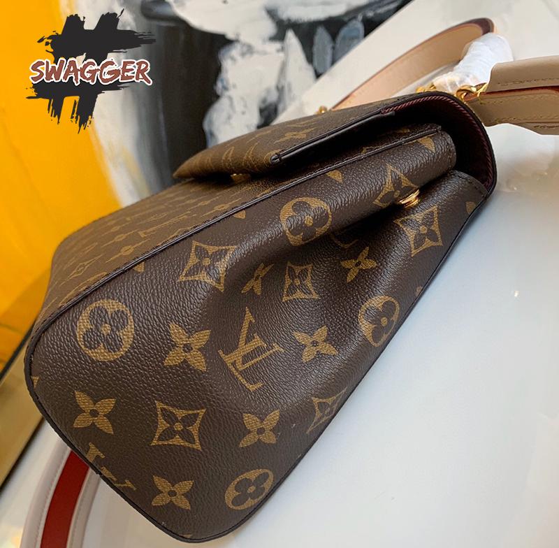 Túi Louis Vuitton Cluny BB Like Authentic , sử dụng chất liệu chính hãng, chuẩn 99% full box và phụ kiện