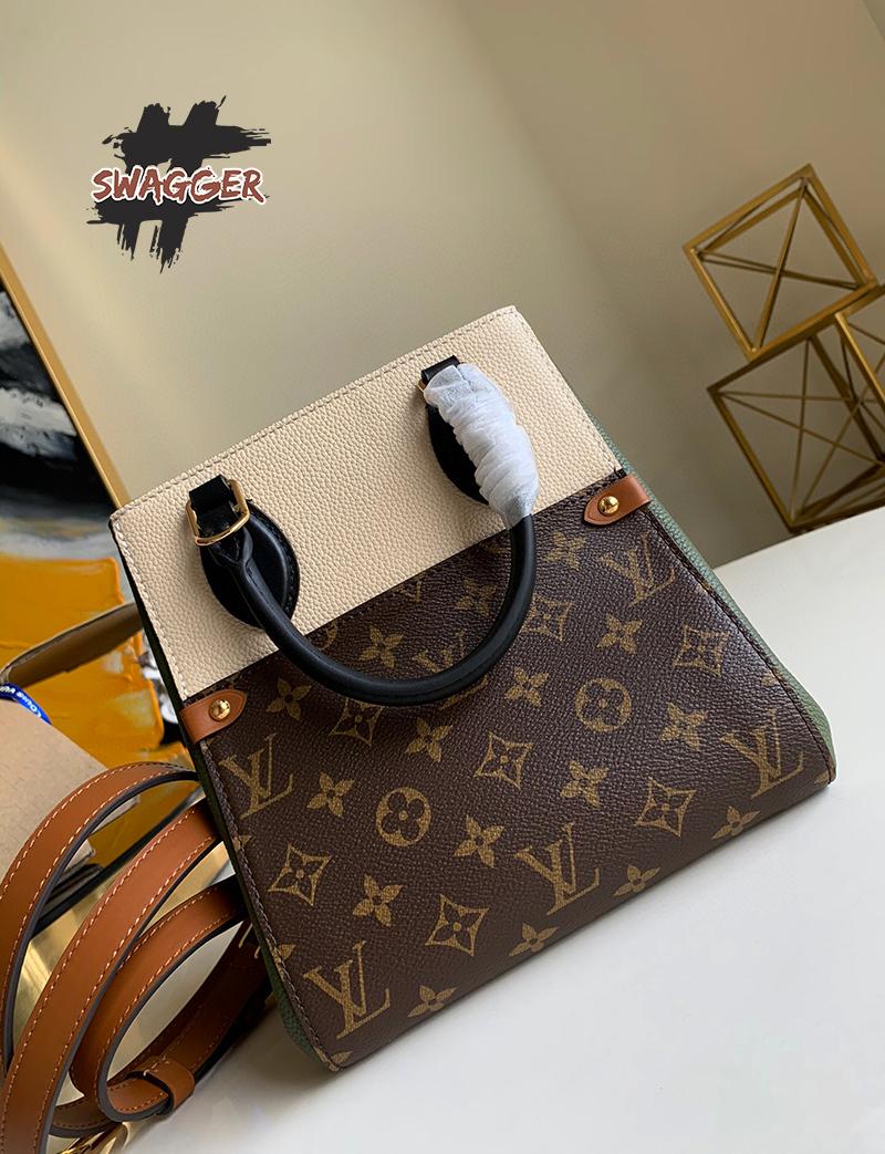 Túi Louis Vuitton Fold Tote PM Like Authentic sử dụng chất liệu chính hãng, chuẩn 99% cam kết chất lượng tốt nhất hiện nay
