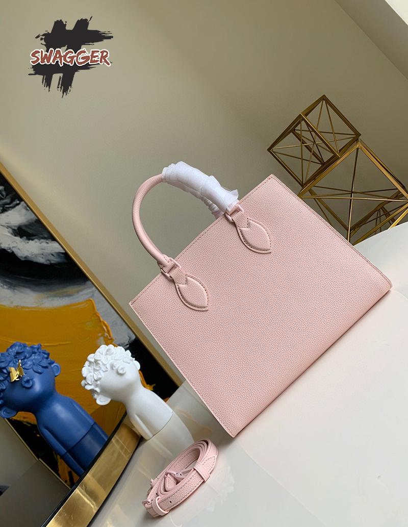 Túi Louis Vuitton Lockme Tote PM Like Authentic, sử dụng chất liệu chính hãng, chuẩn 99% full box và phụ kiện