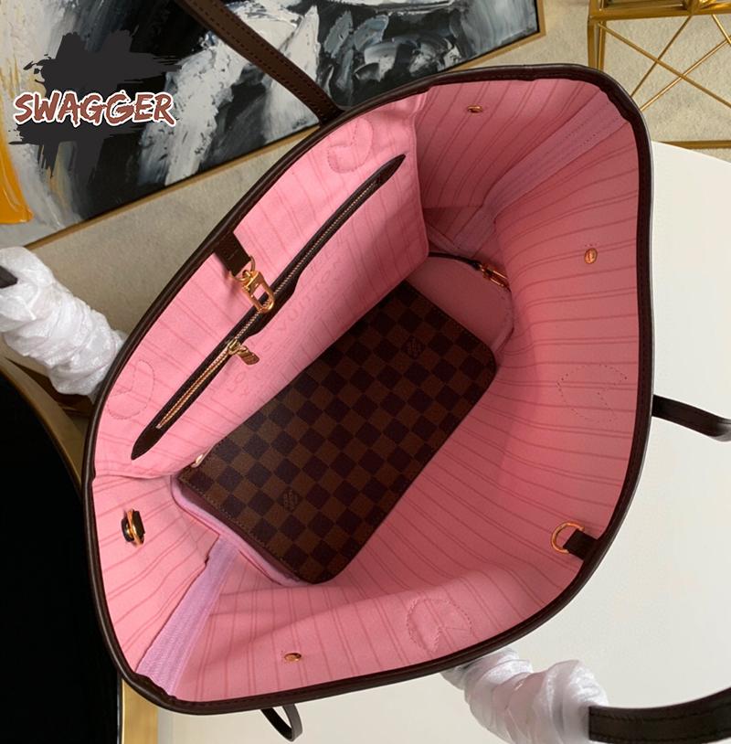 Túi Louis Vuitton Neverull MM Like Authentic sử dụng chất liệu chính hãng, chuẩn 99% , full box và phụ kiện
