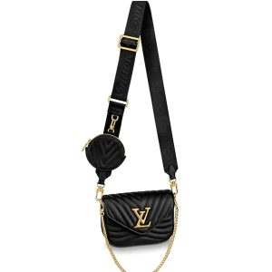 Túi Xách Louis Vuitton New Wave Multi Pochette Like Authentic