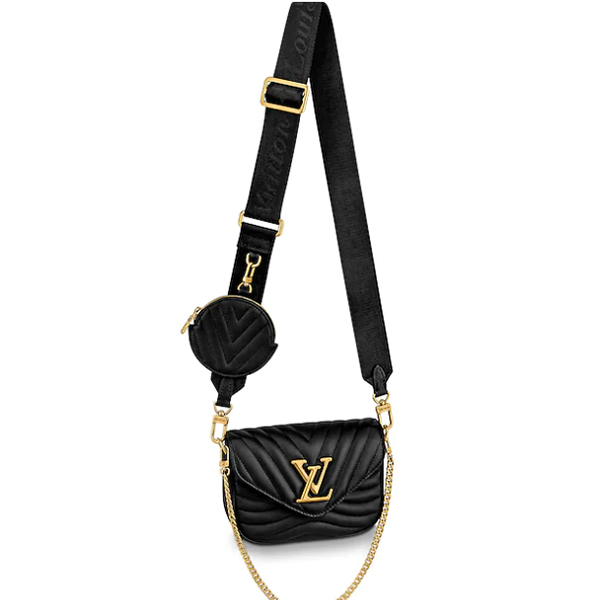 Túi Xách Louis Vuitton New Wave Multi Pochette Like Authentic