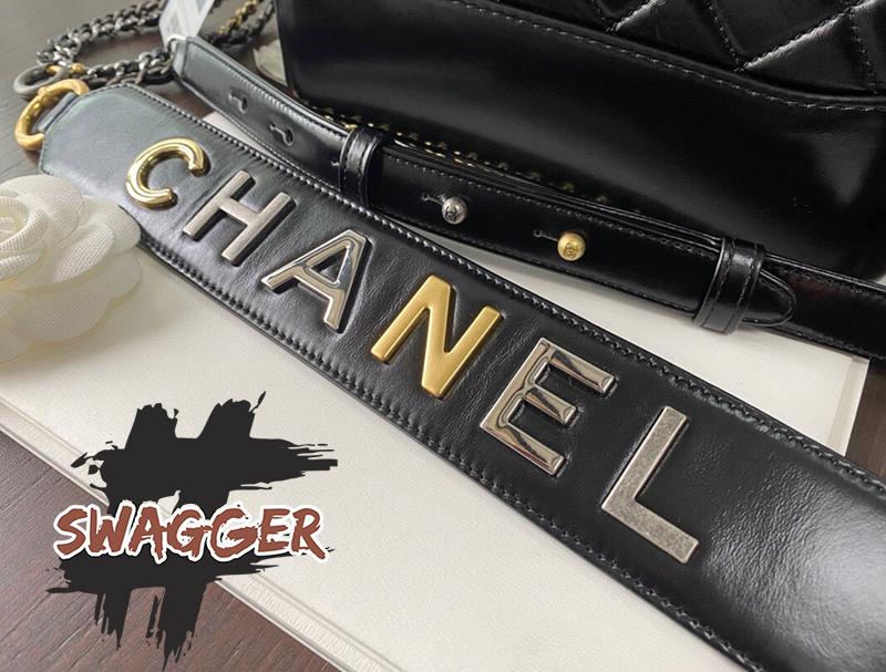 Túi Xách Chanel's Gabrielle Large Hobo Bag Like Authentic sử dụng chất liệu chính hãng , chuẩn 99% so với chính hãng , full box và phụ kiện