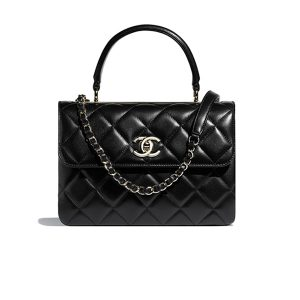 Túi Xách Chanel Small Flap Bag With Top Handle Like Authentic