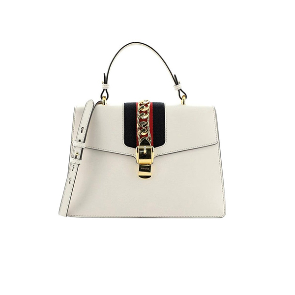 Túi Gucci Sylvie Medium Top Handle Bag Like Authentic