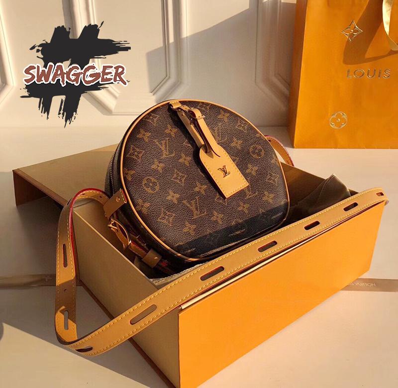 Túi Louis Vuitton Petite Boite Chapeau Like Authentic ✅sử dụng chất liệu chính hãng ✅ chuẩn 99%, chất lượng tương đương hãng ✅ full box và phụ kiện ✅ cam kết chất lượng tốt nhất