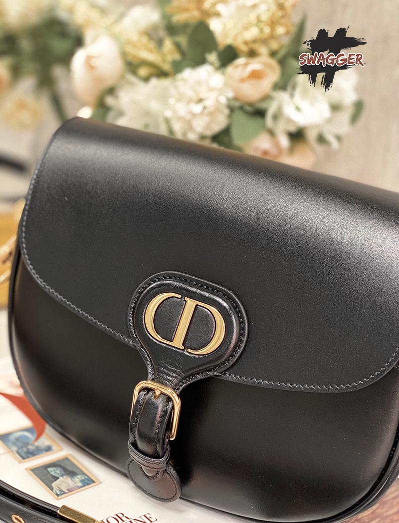 Túi Dior Bobby bag size Medium Like Authentic, sử dụng chất liệu chính hãng chuẩn 99%