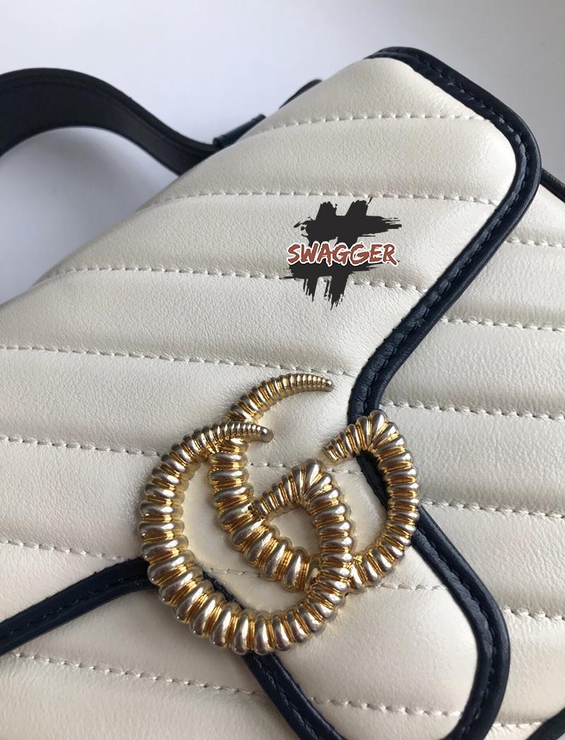 Túi Gucci Marmont Mini Top Handle Bag Like Authentic ✅ sử dụng chất lượng chính hãng✅ chuẩn 99% full box và phụ kiện ✅chất lượng tương đương với chính hãng✅ cam kết chất lượng tốt nhất hiện nay