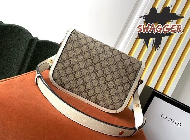 Túi Gucci Horsebit 1955 Small Shoulder Bag Like Authentic, sử dụng chất liệu chính hãng chuẩn 99%