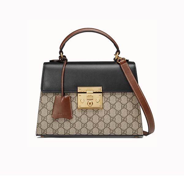 Túi Gucci Padlock Small GG Top Handle Bag Like Authentic