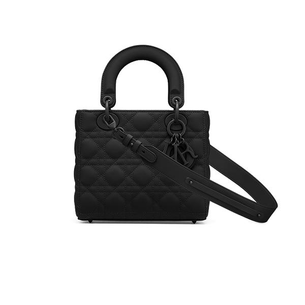 Túi Lady Dior My Abcdior Bag Black 2020 Like Authentic