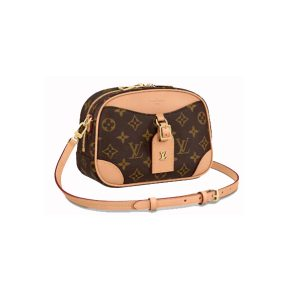 Túi Louis Vuitton Deauville Mini Monogram 2020 Like Authentic