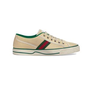 Giày Gucci Tennis 1977 Butter Cotton Like Authentic
