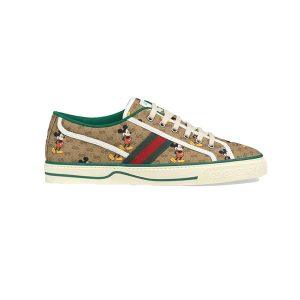 Giày Gucci Tennis 1977 x Disney Like Authentic