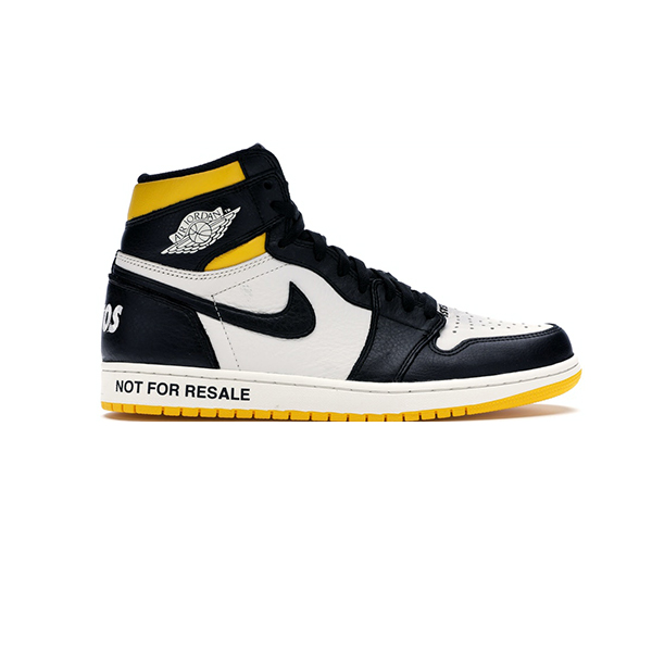 Giày Nike Air Jordan 1 Retro High Not For Resale Varsity Maize Yellow Pk God Factory